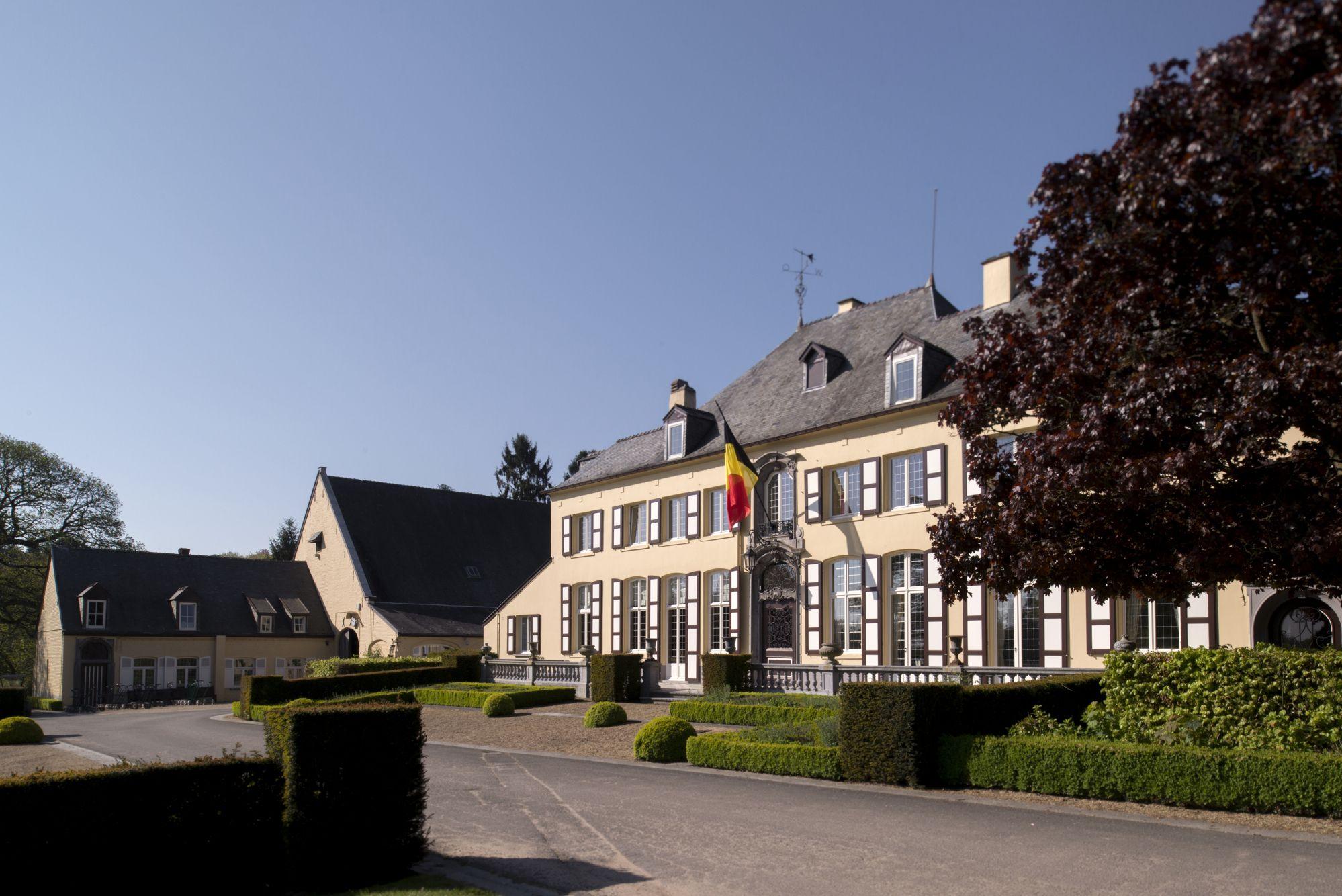 kasteel plaats ravenstein