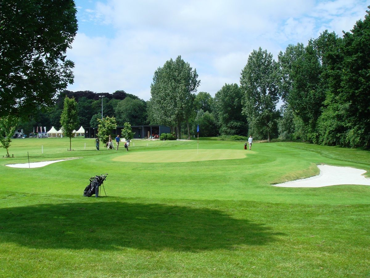 Antwerp Golf School - 4
