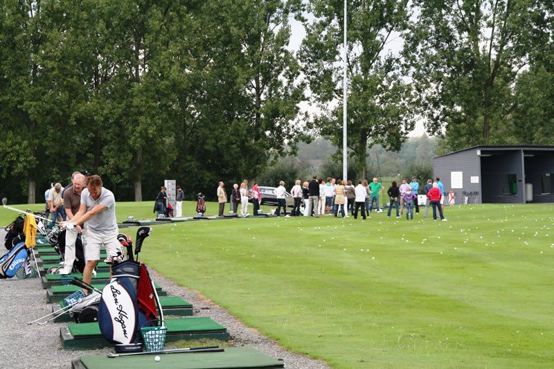 Antwerp Golf School - 2