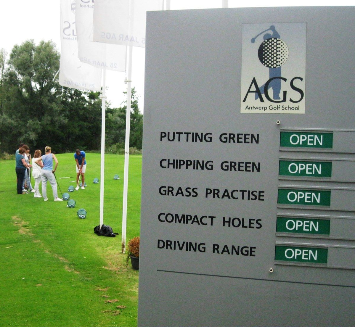 Antwerp Golf School - 1