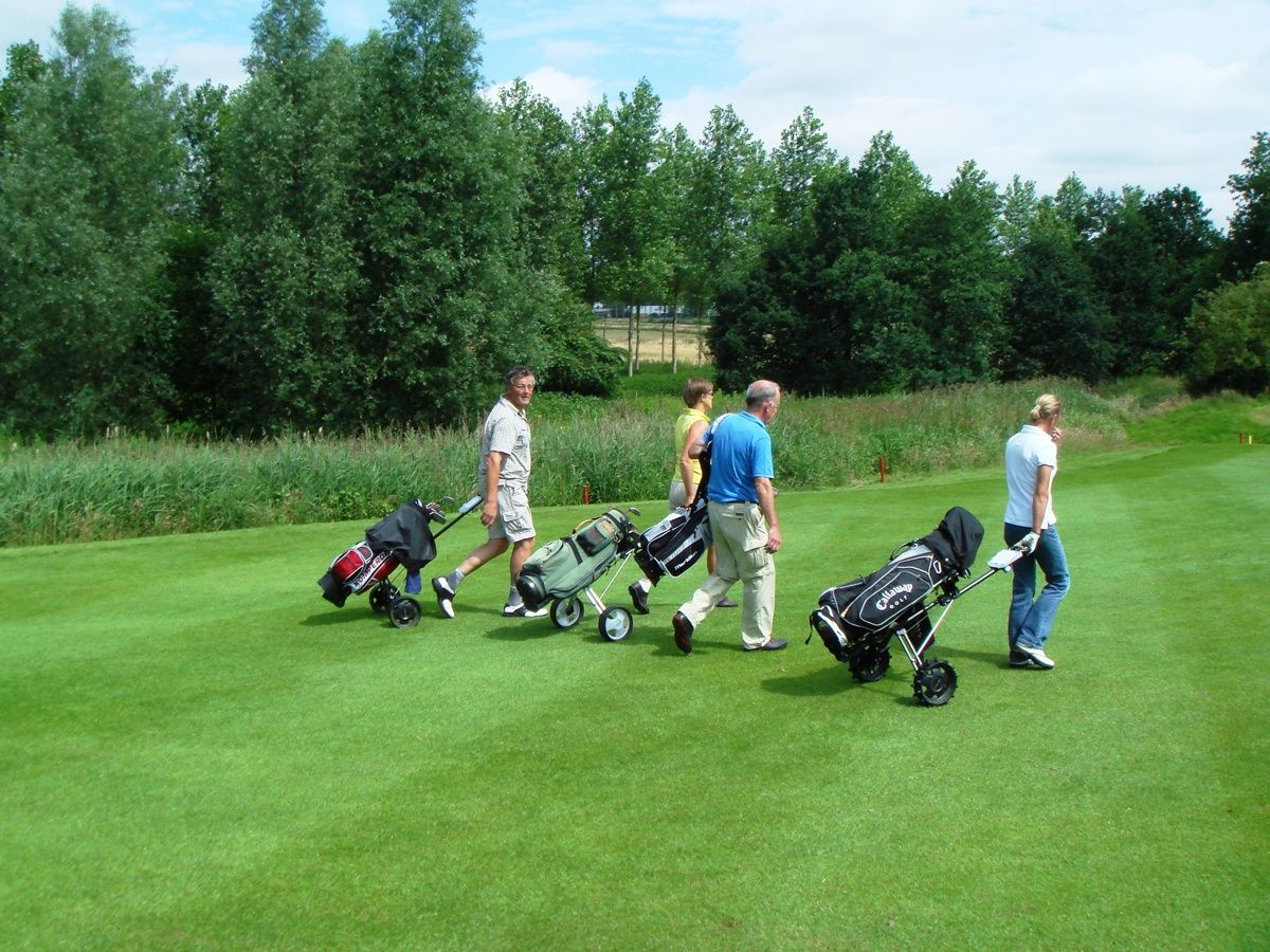 Antwerp Golf School - 3