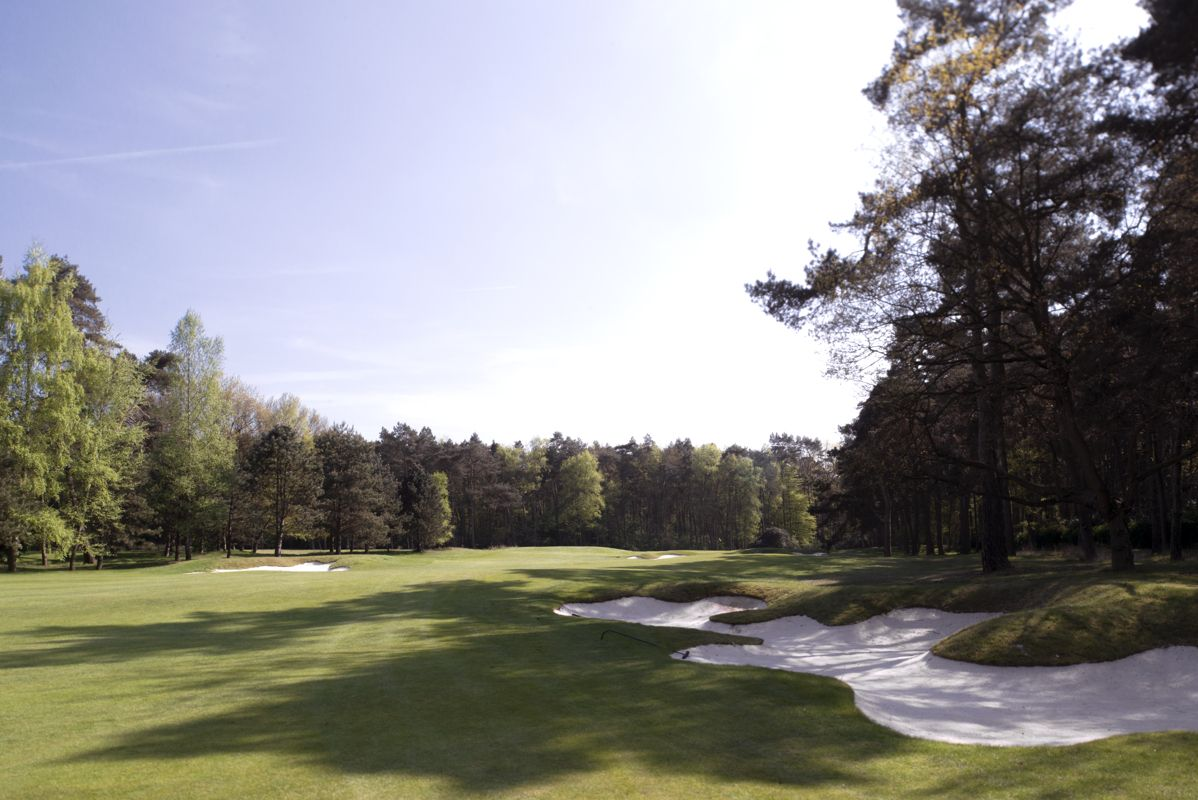Royal Antwerp Golf Club - 4