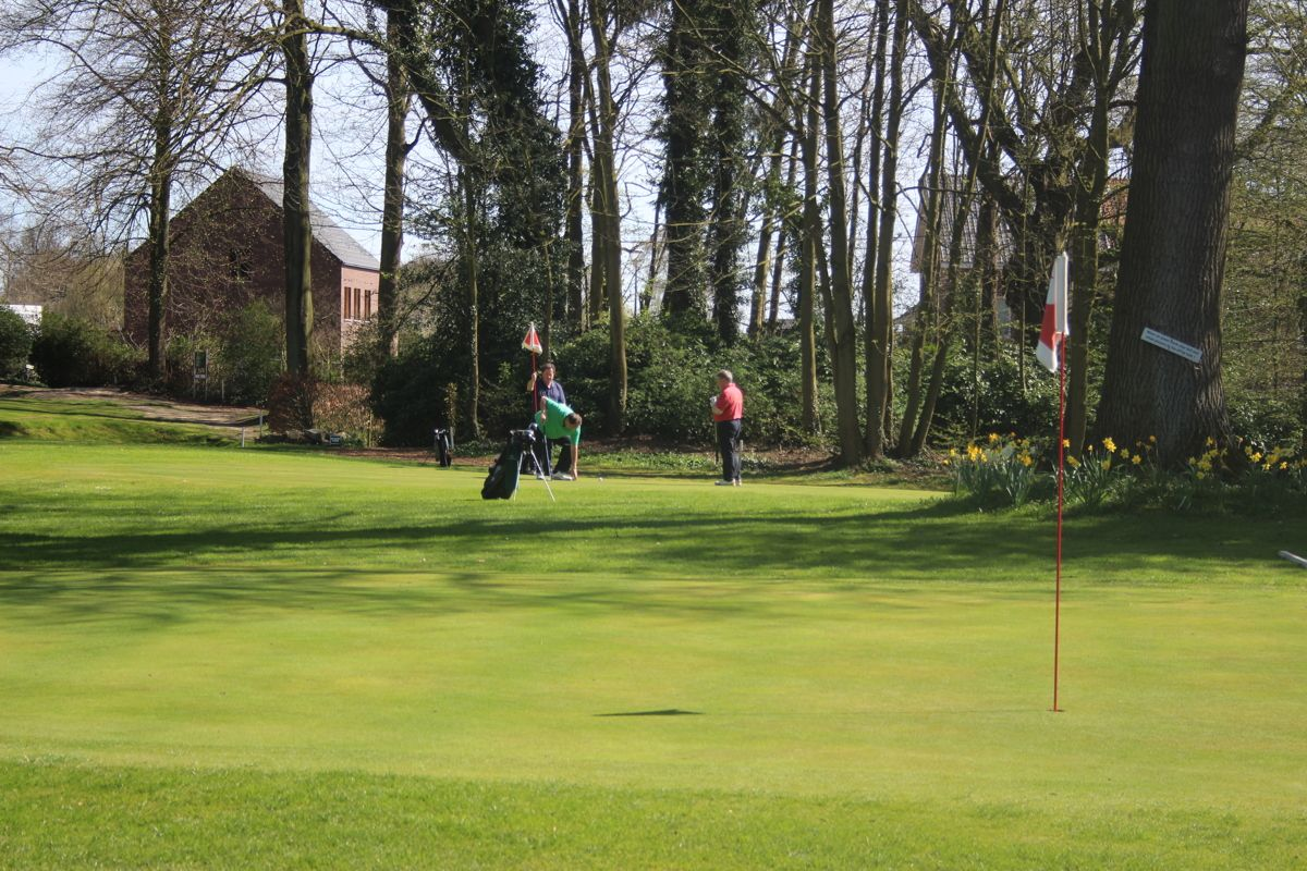 Steenpoel Golf Club - 1
