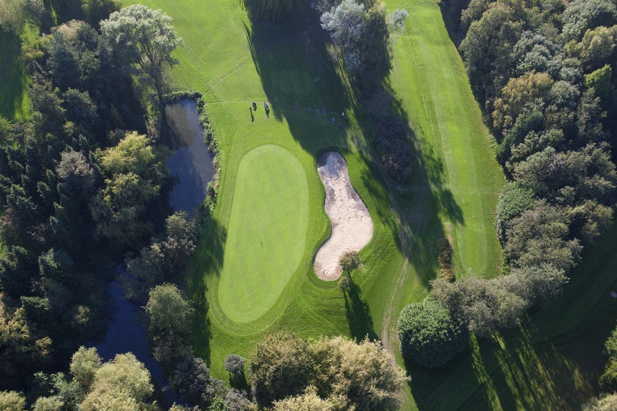 Golf & Country Club Oudenaarde - 2