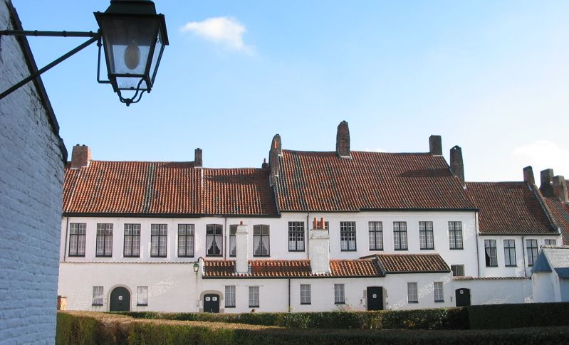 Béguinage de Courtrai